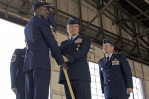 Change-of-command