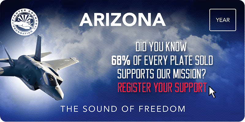 Sound of Freedom license plate register support