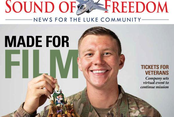 Sound of Freedom Magazine Nov/Dec 2020 cover